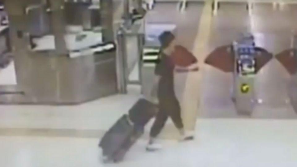 偷新秘行李賊落網!貴重物失竊 高鐵「不負責」