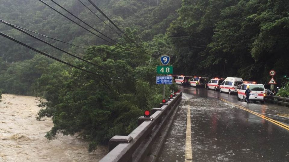 【不斷更新】坪林6人溪遭大水沖走 其中3失蹤3死亡