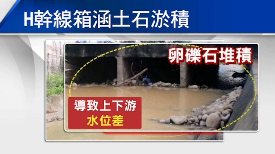 淹水究責!交部:林鵬良請辭獲准、費鴻鈞職務解任