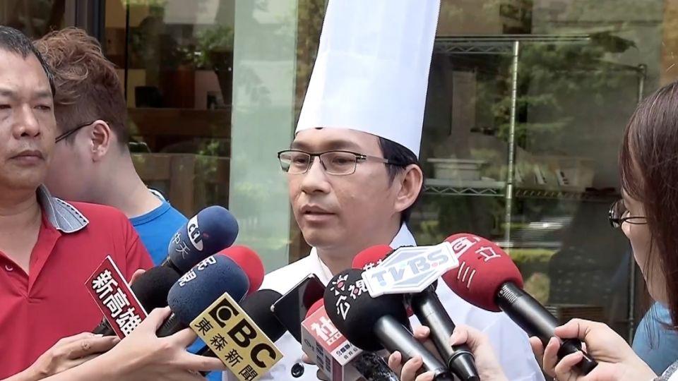 麵包冠軍吳寶春畢業了 下月拿新加坡碩士