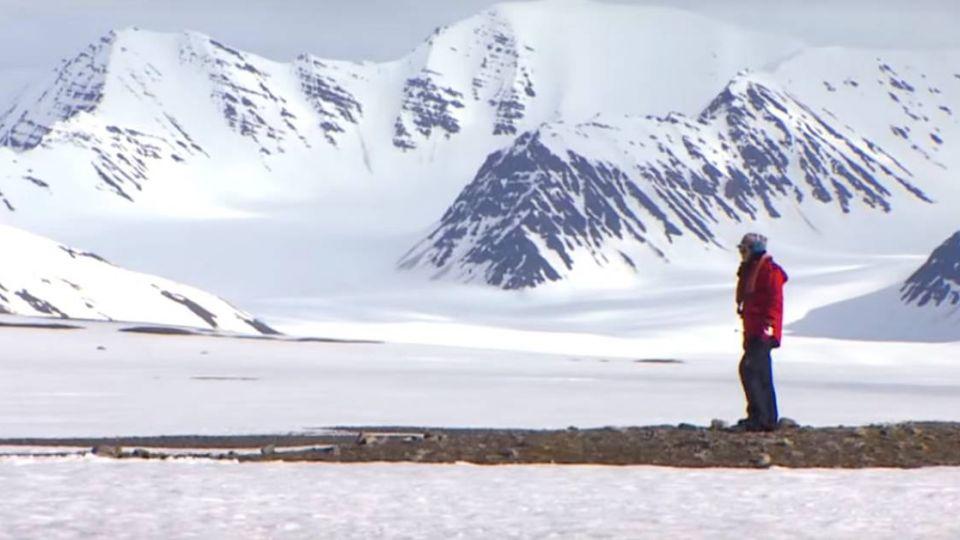 【影片】兩年內北極冰層將消失?北極熊面臨生存危機