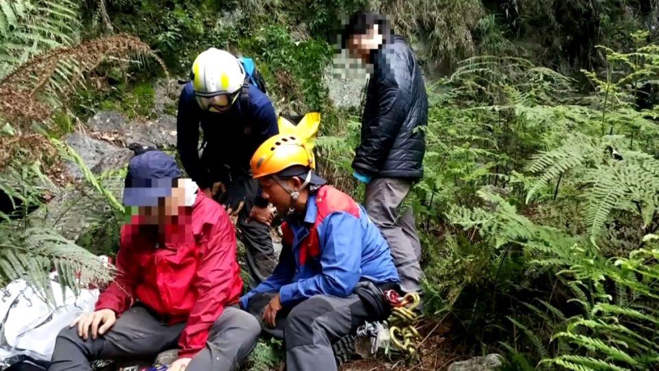 颱風天強行登山 中市將向登山客收「搜救費」