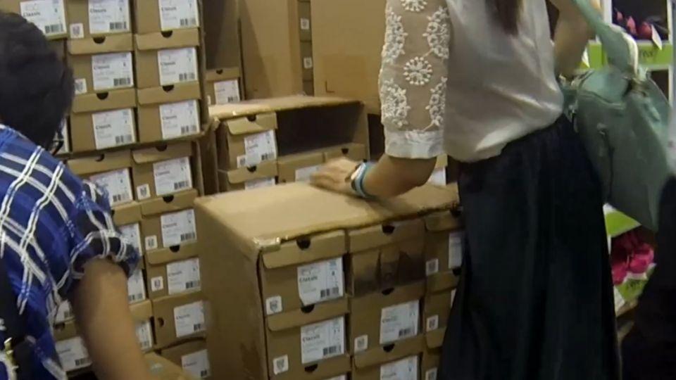 手刀速度搶 經典黃靴美式賣場上架被翻爛