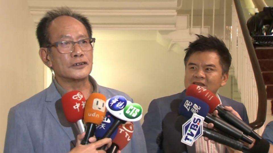 中華台北就是中華民國? 林全備詢發言引話題
