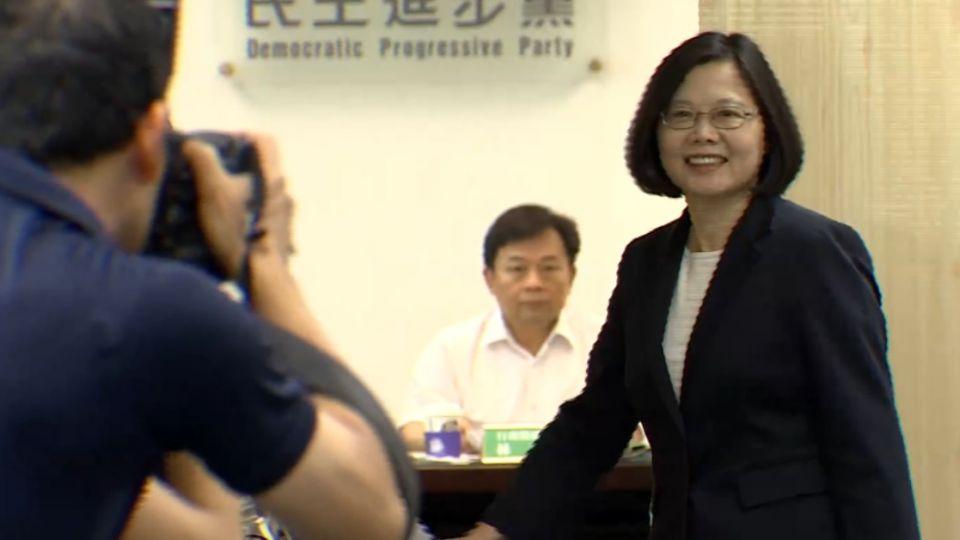 蔡總統6/24出訪雙巴 定名為「英翔專案」