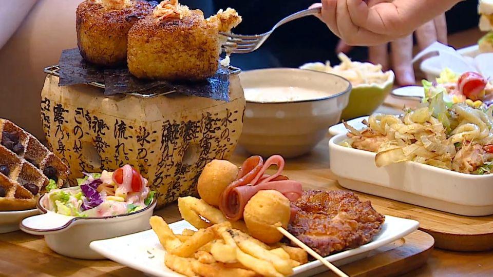 異國早午餐攻台!星國重口味 日式較清爽
