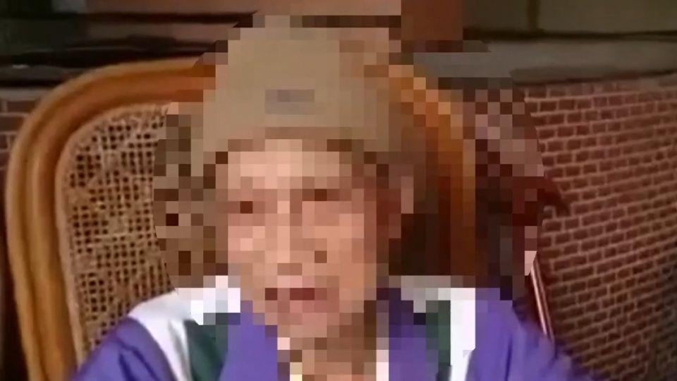 自稱公民記者 女辱罵外省伯「中國難民」