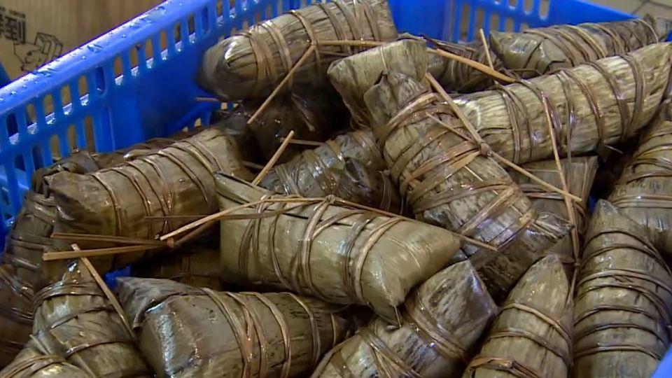 超商物流調度不及 300人端午吃嘸預購粽子