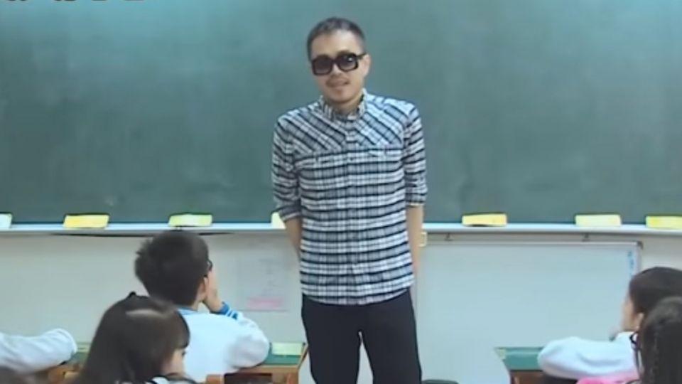 29歲失明後失去一切 「墨鏡哥」甘仲維再起