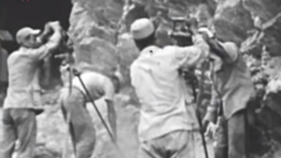 被罵「啃台灣人骨」 中橫公路靠榮民一肩挑起
