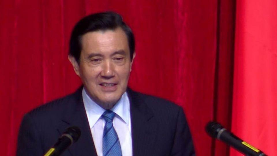 馬英九申請赴港演講 總統府:不予同意