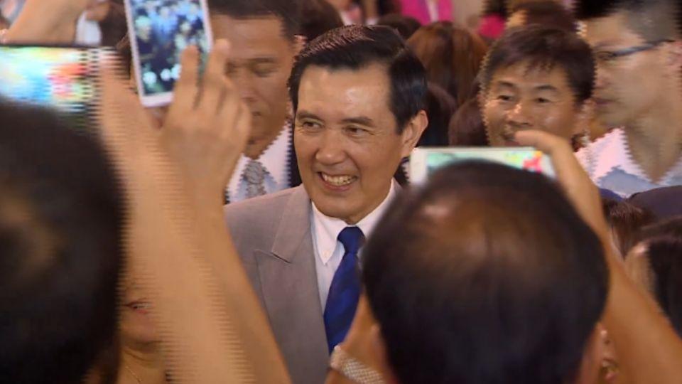 「國安考量」! 總統府駁回馬香港演講申請