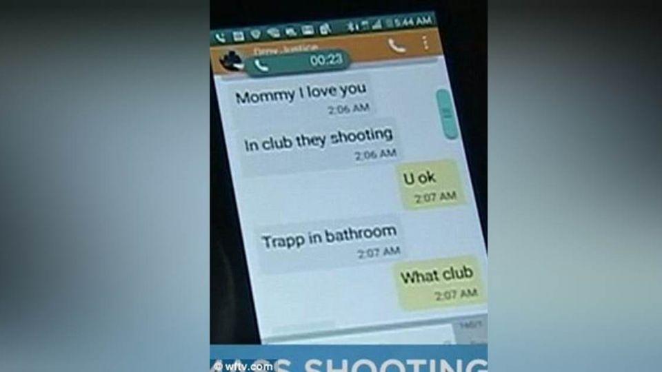 美恐攻!槍響長如「一首歌」求救簡訊「我死定了」