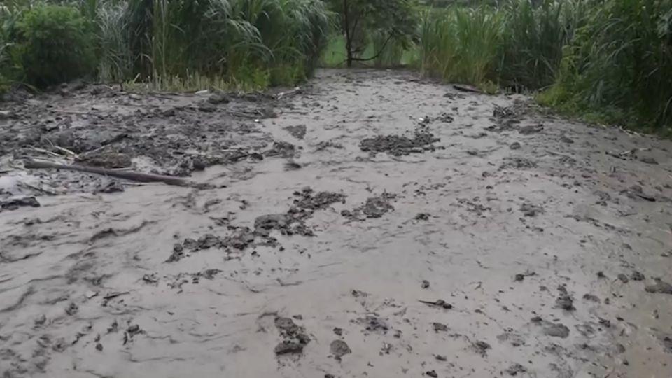 南台灣雨不停! 土石流淹路 霧台部落88人受困