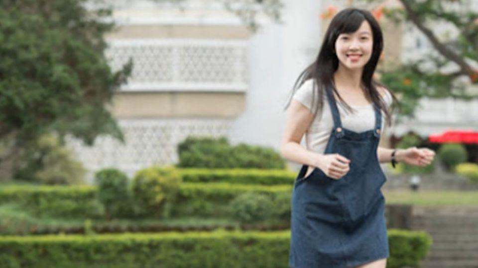 大學生拍月曆 淡江女孩走「清新學院」風