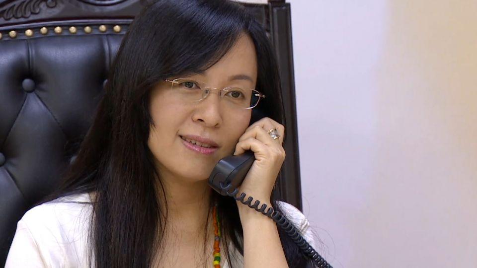 素珠風暴掃立院 陳瑩接抗議蔡正元電話