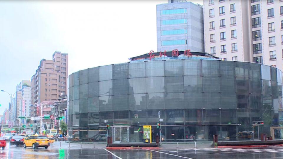 圓環玻璃建築 柯P規劃明年八月拆除
