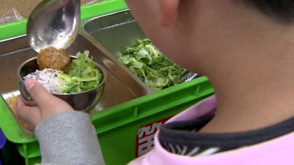 營養午餐好毒!農藥超標 全台這5小學上榜