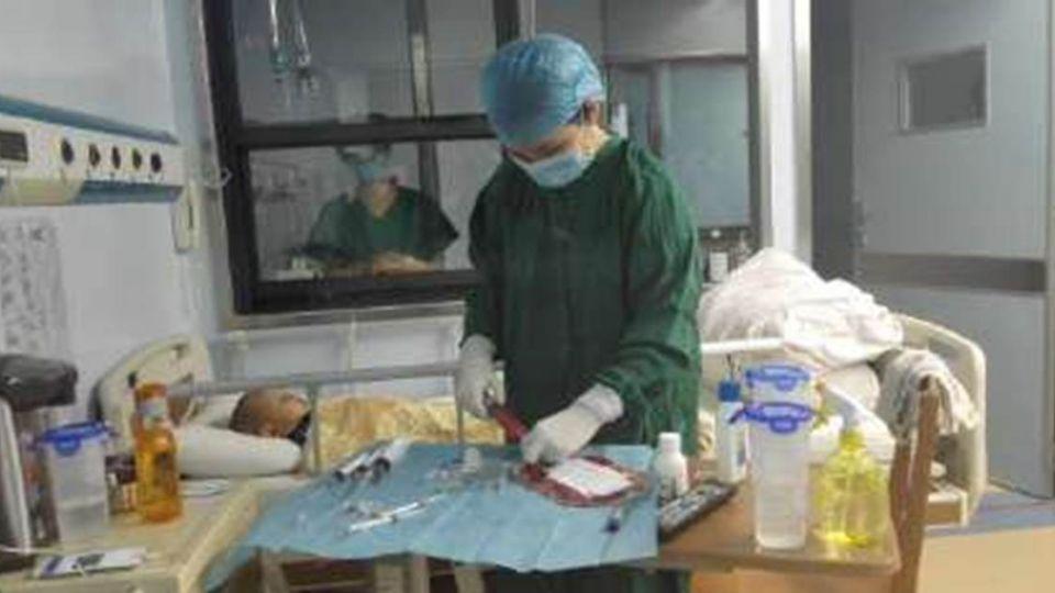 陸5歲童跨海配對骨髓救命!捐贈者「卡片」暖爆網友