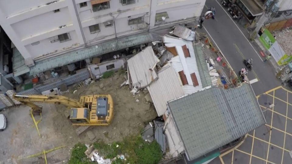 強辯拆錯屋! 建商遭令停工 逾10戶地主受害