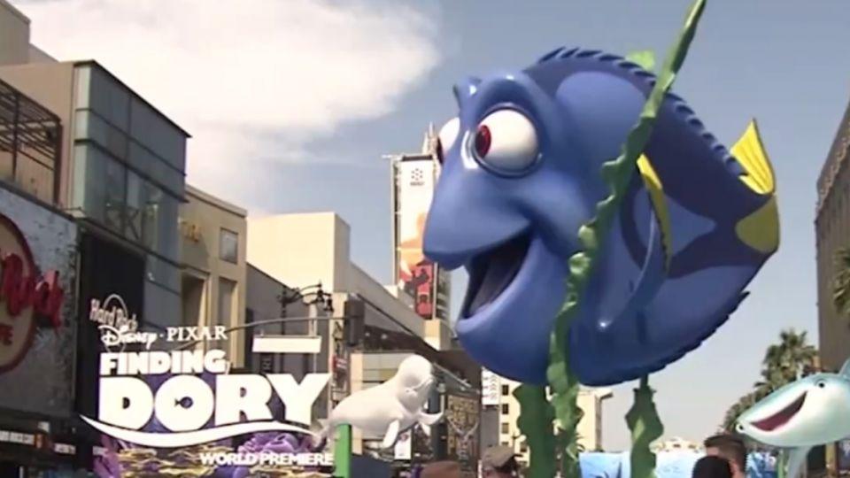 艾倫幫多莉配音 「海底總動員2」勵人心