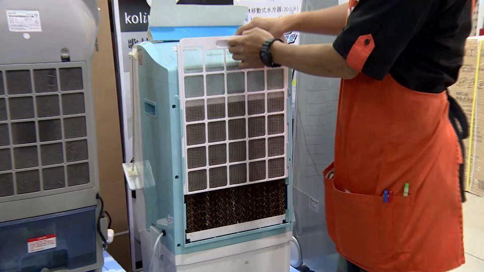 水冷氣非「冷氣」 霧化吸熱冷房效果約2度