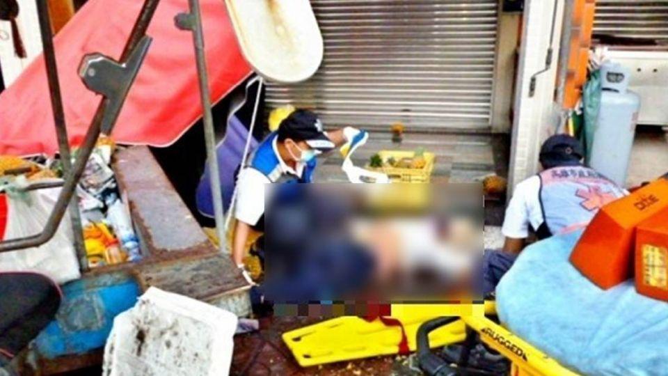 遭17歲少年駕BMW撞倒 鳳梨伯今晨不治