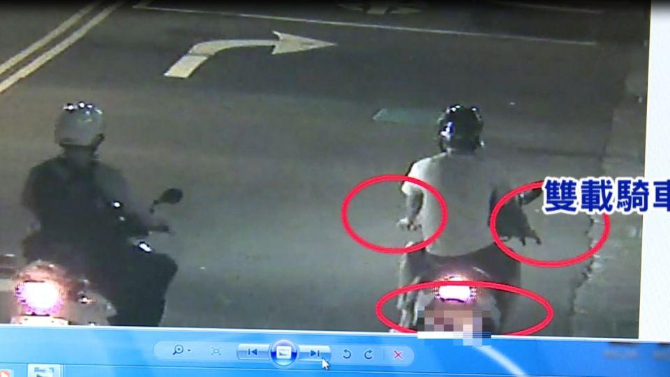 酒後抱女友騎車 遭警攔下酒測超標送辦