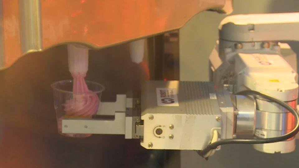 會賣冰的機器人! 大陸「智能小販」新趨勢