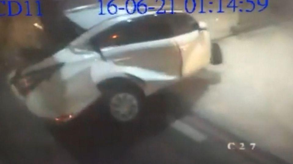 疑酒駕高速失控撞高捷大門梁柱 釀二死三傷