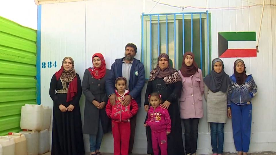 東森新聞前進約旦 直擊中東最大難民營