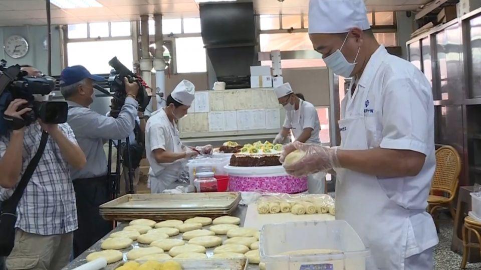 中鋼賣傳統喜餅 照顧員工意外變夯貨