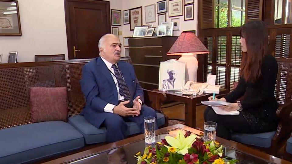 東森新聞前進約旦 直擊皇宮專訪王室