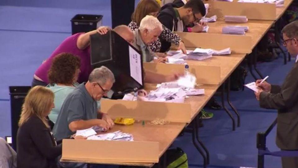 英國BBC、ITV宣布 脫歐派贏得公投