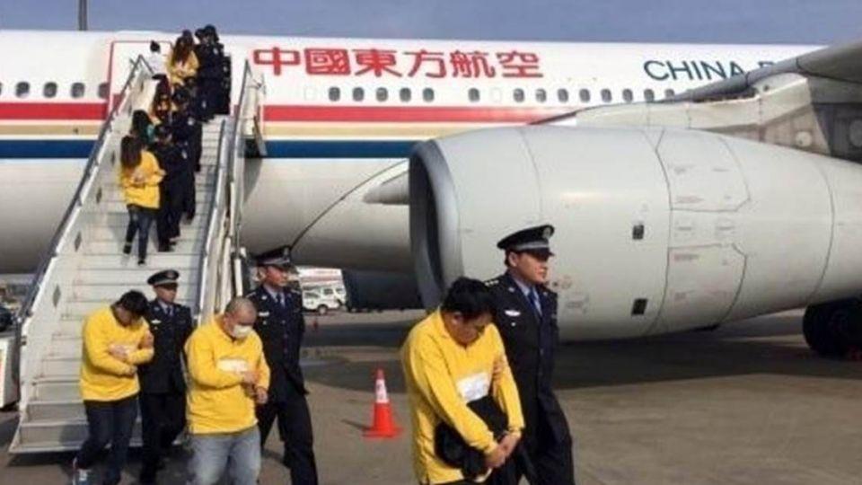 柬埔寨電信詐騙大陸押回25台嫌 法務部:遺憾