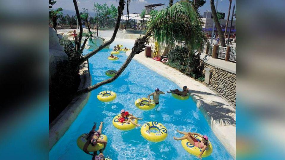 麗寶樂園玩漂漂河 69歲男跌落池中溺水身亡