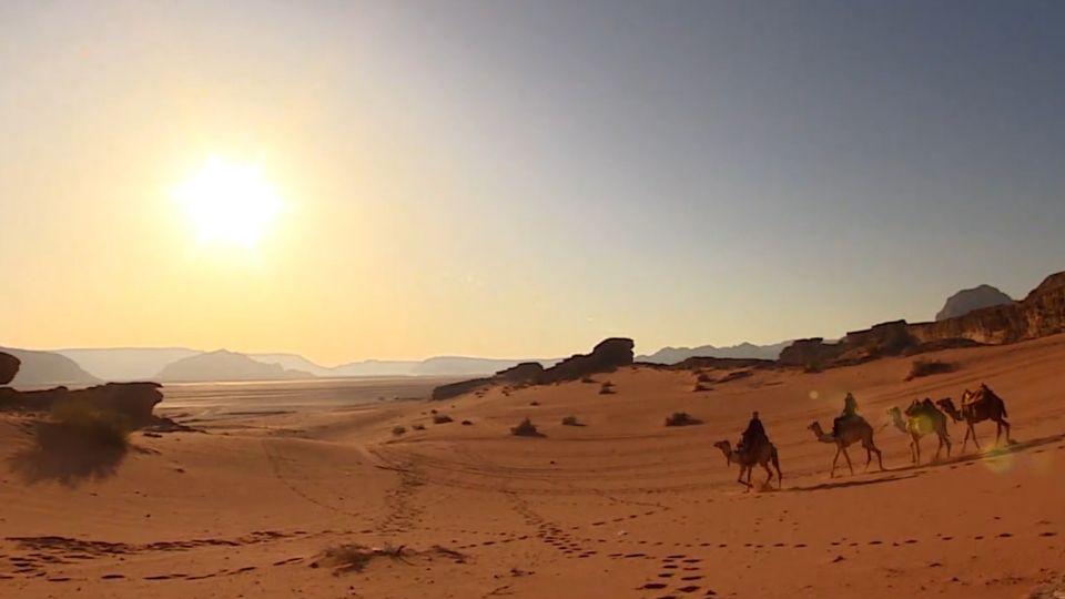 東森新聞前進約旦 直擊「阿拉伯的勞倫斯」月亮谷