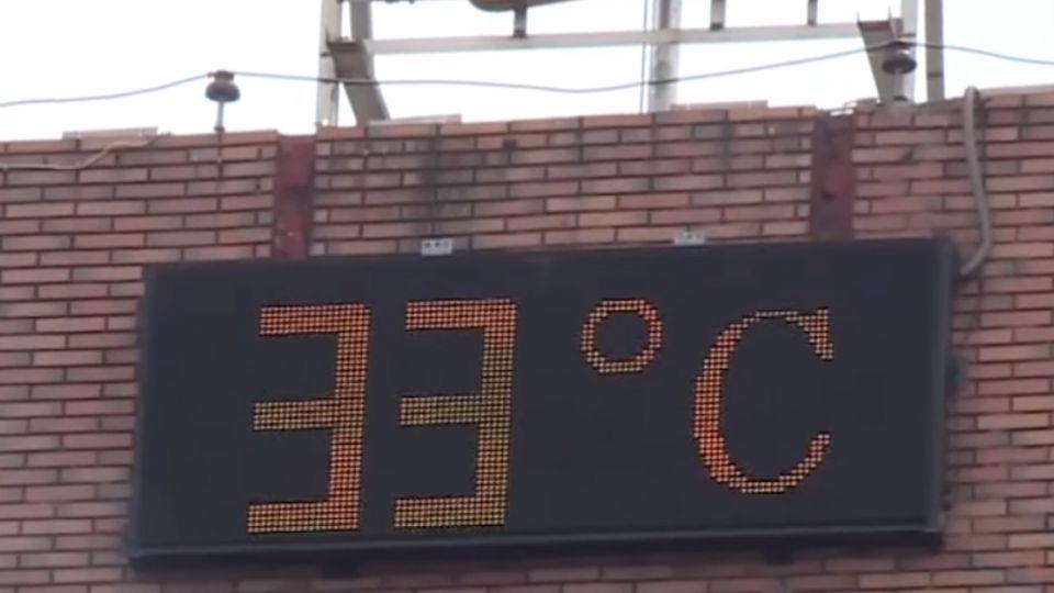 太平洋高壓影響 全台熱呼呼 體感溫度飆破40度