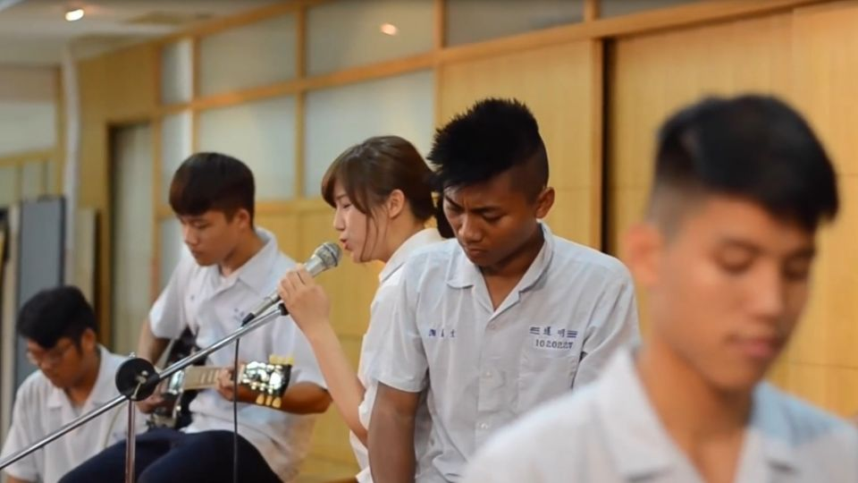 最強畢業歌「夢想藍圖」 創作學生教育局獻唱