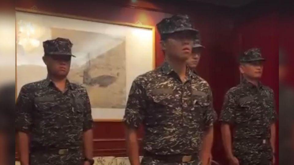 人民公審?線上直播阿兵哥道歉 網友:民粹無限上綱