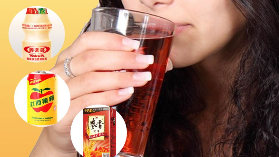 經典口味!童年回憶懷舊飲料 第一名是「它」