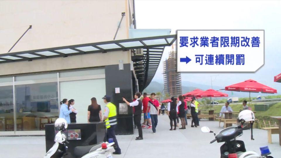 溫泉飯店檢驗不合格 遭控延遲發薪罰兩萬