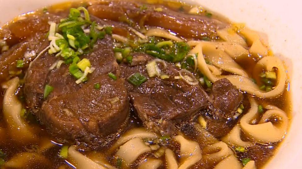 牛肉麵搭配紅酒 庶民美食精緻轉型
