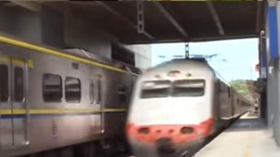 台鐵林內斗六段一童入侵遭撞 西正線單線行車