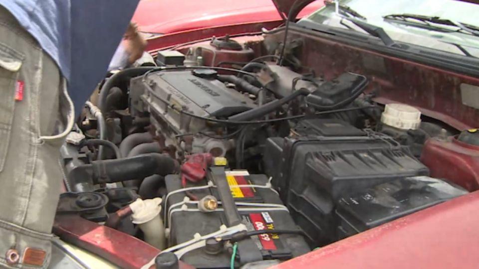 車牌被註銷 車主「拖吊車移車」遭開罰4萬