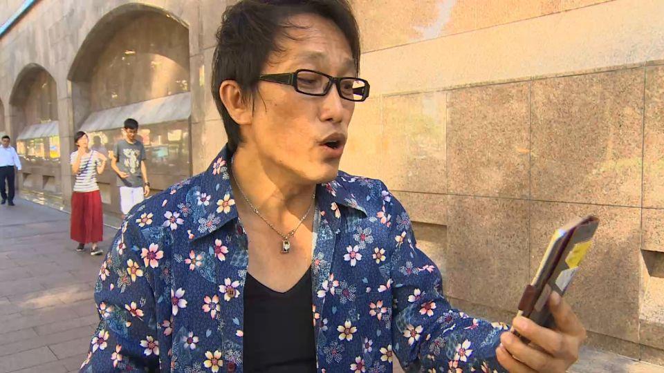 曾在火車上飆唱「忐忑」 50歲大叔圓夢發片