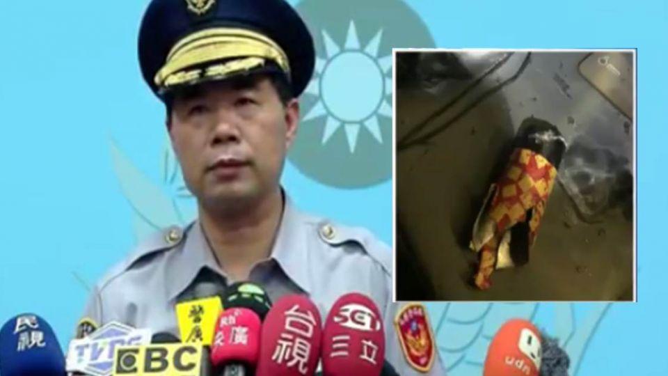 台鐵松山火車站爆炸 警方:初步排除恐怖攻擊