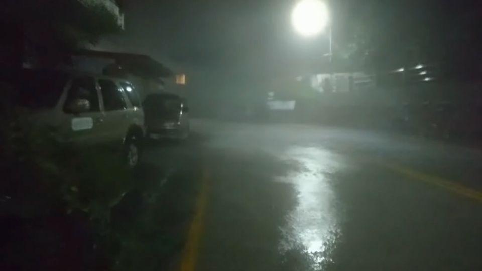 強颱來襲!蘭嶼、綠島風雨強全島大停電