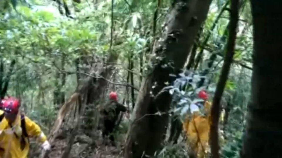 颱風天搶摘竹筍  七旬翁勝興山區失蹤