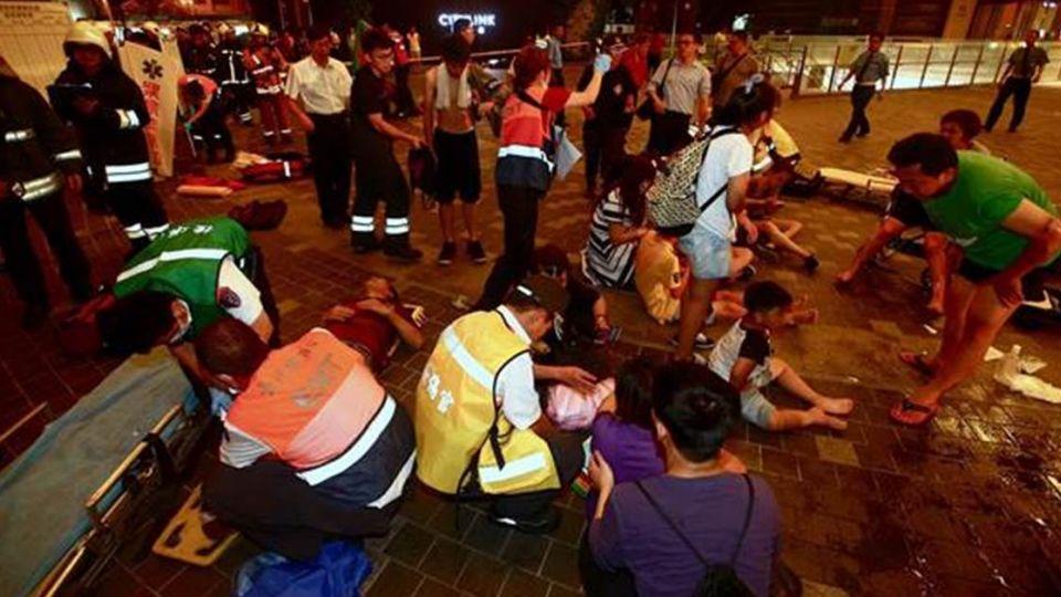 鎖定台鐵爆炸嫌犯!疑似55歲北醫加護病房重傷患